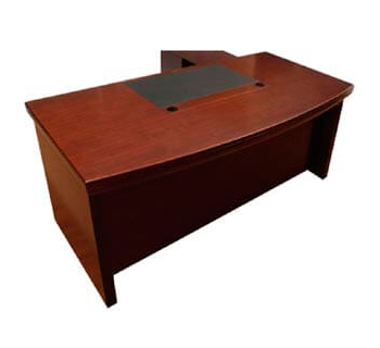 TEPD2010 - D-Shape Executive Table in Walnut...