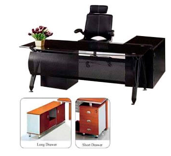 DCT28620 - Executive Table with Extension...