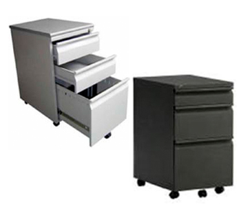 CN065 - 3-Drawer Mobile Cabinet...