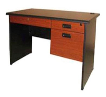 Office Table with Center and Side Drawers...
