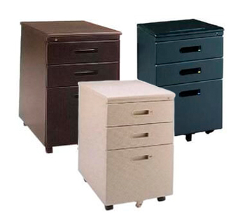 YS-65 - 3-Drawer Mobile Cabinet...