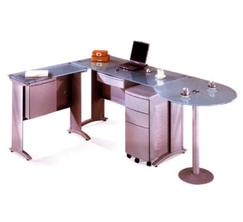 CM200CM2001A (Set) - CM Mesh P-Shape Table...