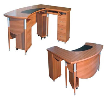 DCT24022 - Executive Table with Extension...