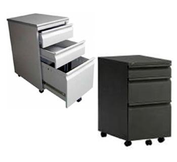 CN065 - 3-Drawer Mobile Cabinet...